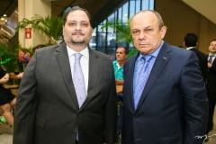 Reinaldo Salmito e Honório Pinheiro