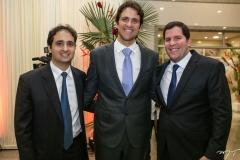Rodrigo e João Ary e Rodrigo Carneiro
