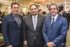 Samuel Dias, Reinaldo Salmito e Ernesto Sabóia