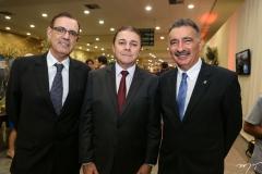 Urbano Costa Lima, Eliseu Barros e Artur Bruno