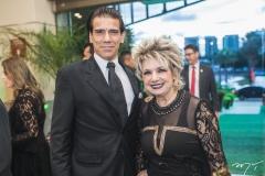 Wilson Loureiro e Islay Rangel