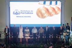 Entrega da Medalha Iracema 2019