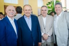 Freitas Cordeiro, Honório Pinheiro, Assis Cavalcante e Bob Santos