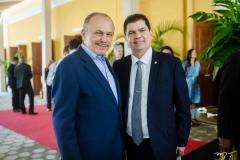 Honório Pinheiro e Mauro Filho