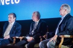 Mauro Benevides, José Otho e Pio Rodrigues