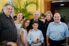 Moroni Torgan, Ticiana, Beatriz, Marcos Queiroz, Pio Rodrigues, Stella Rolim e Roberto Claudio