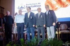Roberto Claudio, Mauro Benevides, José Otho e Pio Rodrigues
