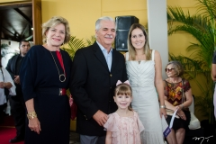 Stella Rolim, Pio Rodrigues, Luiza e Paula Rolim