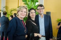 Stella Rolim, Vânia e José Macedo