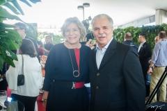 Stella Rolim e Pio Rodrigues