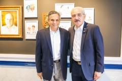 Antonio Cambraia e Walter Cavalcante