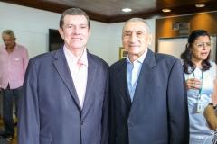 César Cals Neto e Vicente Fialho