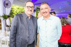 Custódio Santos e Artur Bruno