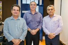 Philippe Nottingham, Luis Eduardo e Jurandir Gurgel