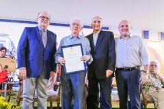 Fernando Ximenes, José Liberal de Castro, Vicente Fialho e Roberto Cláudio