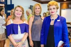 Inês Cals, Adriana e Ana Virgínia Juaçaba