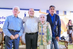 José Liberal de Castro, Roberto Cláudio, Adísia Sá e Fagner