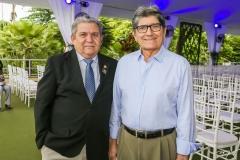 Jose Odmar de Lima e Augusto Bezerra