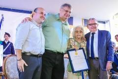 Roberto Cláudio, Moroni Torgan, Adísia Sá e Henri Campos