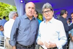 Silvio Frota e Augusto Bezerra