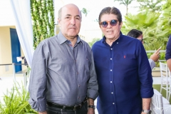 Silvio Frota e Dito Machado