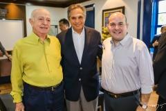 Walter Barbosa, Antonio Cambraia e Roberto Cláudio