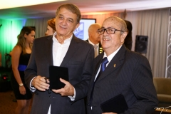 Arialdo Pinho e Edgar Sá