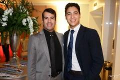 Bruno Modolo e Romilson Moreira