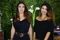 Daniela e Vanessa Moura