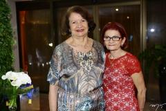 Edigone Bezerra e Maria de Paiva