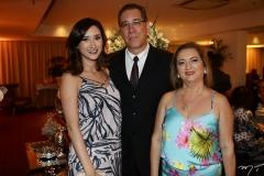 Eloá Bessa, Arnaldo Menezes e Any Bessa