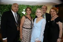 Epitácio Vasconcelos, Cláutenis Pereira, Evaneide Arraes, Zé Pereira e Evanir Arraes