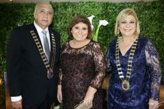 Epitácio Vasconcelos, Socorro Trindade e Priscila Cavalcante