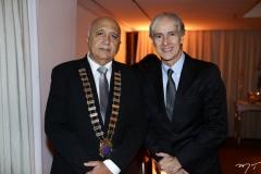 Epitácio Vasconcelos e Marcos Pompeu