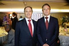 José Carlos Pontes e Erivaldo Arraes