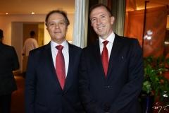 José Carlos Pontes e Philippe Godefroit