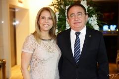 Morgana e Emanuel Linhares