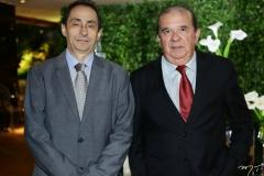 Ozair Gomes e Ivonildo Lavor