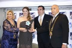 Priscila Cavalcante, Enid Câmara, Cláudio Ary e Epitácio Vasconcelos