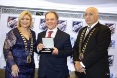 Priscila Cavalcante, José Carlos Pontes e Epitácio Vasconcelos