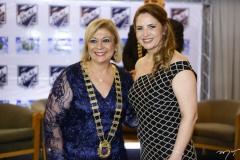 Priscila Cavalcante e Enid Câmara