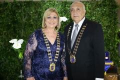 Priscila Cavalcante e Epitácio Vasconcelos