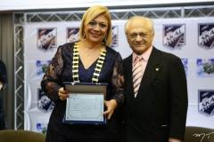 Priscila Cavalcante e José Rangel