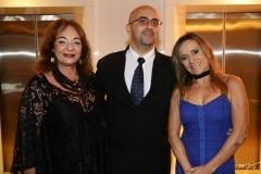 Tel Cordeiro, Lincoln Nogueira e Arlete Barros
