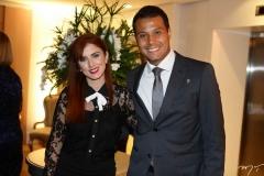 Vanessa e Fernando Carvalho