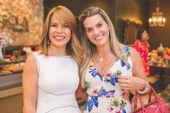 Maira Silva e Pauliane Santos