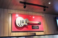 Guitarra de Godsmack - Memorabilia Hard Rock