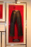 Calça do integrante do Megadeth - Memorabilia Hard Rock