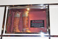 Botas do The Temptations - Memorabilia Hard Rock