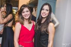 Andressa Menezes e Ticiana Câmara